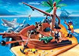 PLAYMOBIL® 4136 - SuperSet Seeräuberinsel