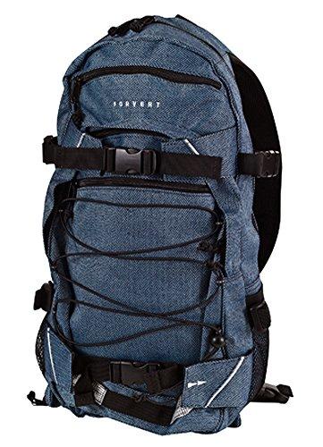 Forvert New Louis Backpack Rucksack Bag Tasche 880060(Flannel Blue) - Louis Blues Bekleidung