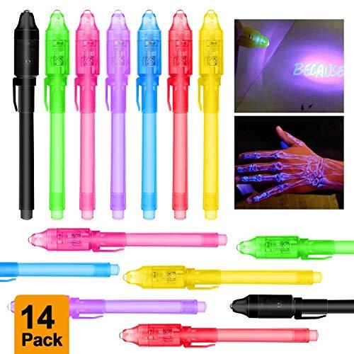MMTX Bolígrafo Tinta Invisible Bolígrafo espía