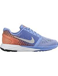 Nike Lunarglide 7 (Gs), Zapatillas de Running Para Niñas