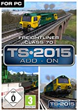Railworks 3 : Class 70 [Code jeu]
