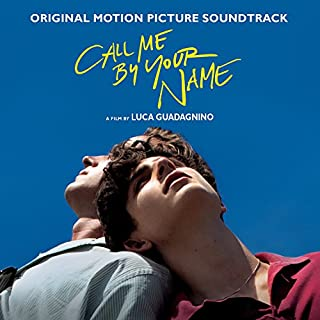 Call Me By Your Name (Original Motion Picture Soundtrack) (B075TYM28J) | Amazon price tracker / tracking, Amazon price history charts, Amazon price watches, Amazon price drop alerts