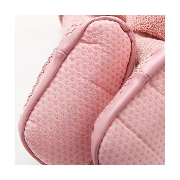 Adorel Calcetines Zapatos Antideslizantes Forros Bebé 2 Pare 7