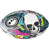 Optimum Men's Skull Rugby Ball