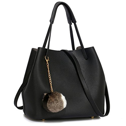 leahward-womens-faux-leather-shoulder-bags-poom-poom-charm-tote-bags-for-women-school-college-work-1