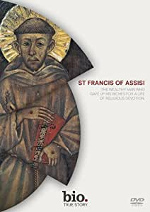 Biography: St Francis Of Assisi [DVD]
