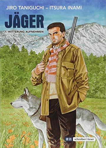 Jäger: 1. Witterung aufnehmen