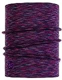 Set - Buff NECKWARMER Merino Heavy Thermal Comfort Halswärmer + Ultrapower Schlauchtuch   Schlauchschal   Merinowolle, Buff 2018:Heavyweight Merino Wool Multi Stripes - 117821.923.10.00