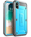 SUPCASE iPhone X Hülle iPhone XS Hülle [Unicorn Bettle PRO] Handyhülle 360 Grad Case Outdoor...