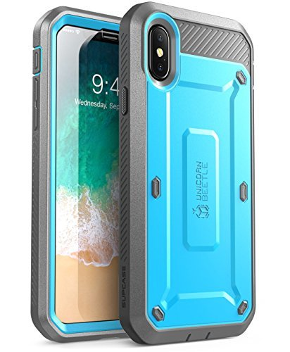 custodia iphone x clip cintura