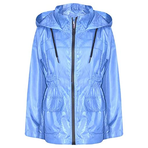 A2Z-4-Kids-Kids-Girls-Boys-Raincoats-Jackets-Designers-Sky-Blue-Light-Weight-Waterproof-Kagool-Hooded-Cagoule-Rain-Mac-Coats-New-Age-5-6-7-8-9-10-11-12-13-Years