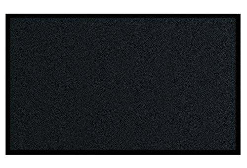 Andersen 445320115200 Colorstar Nylon Faser Innenraum Bodenmatte, Nitrilgummirücken, 700 g/sq. m, 115 cm Breite x 200 cm Länge, Schiefergrau