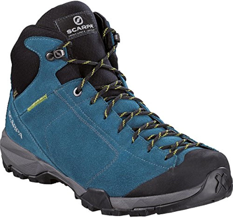 Scarpa Schuhe Mojito Hike GTX Men Größe 43 5 lakeblue
