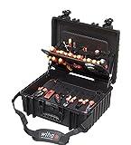 Wiha 9300702 Werkzeug Set Elektriker Competence XL gemischt 80-tlg. in Koffer
