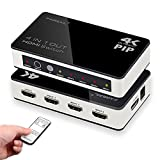 FarSail Automatic HDMI Switch Selector HDMI Switcher Splitter Support PIP 4K x 2K 3D