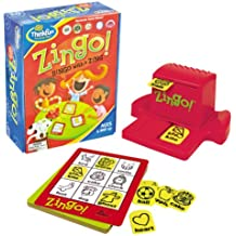 Think Fun Zingo - Bingo (en inglés)