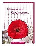 Wünsche zur Konfirmation: Gute-Wünsche-Box rot