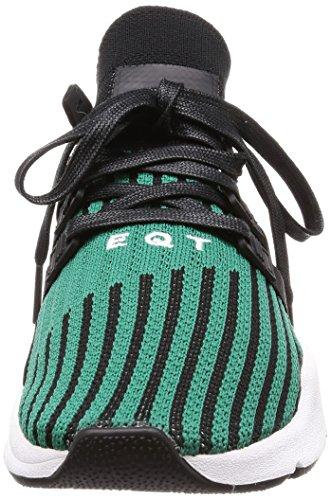 adidas Herren EQT Support Mid ADV PK Fitnessschuhe, Schwarz schwarz (Negbas / Negbas / Versub 000)