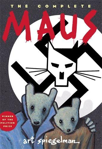 Buchseite und Rezensionen zu 'The Complete MAUS' von Art Spiegelman