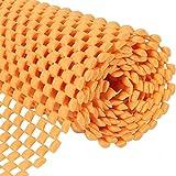 HOKIPO PVC Anti Slip Mat Shelf Liner Rol...