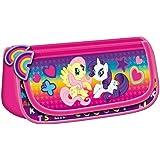 Maxi & Mini My Little Pony - Estuche infantil, diseño de Mi pequeño Pony