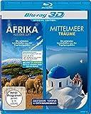 Afrika aus der Luft/Mittelmeerträume [3D Blu-ray] -