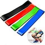 Trainingsbänder Fitnessbändern - Resistance Bands Gymnastikband Fitnessband Übungsband Set -