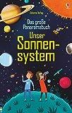 Das große Panoramabuch: Unser Sonnensystem - Sam Smith