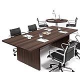 Tavolo riunione scrivania direzionale ufficio 240x115 in legno Fumubeta - 1815