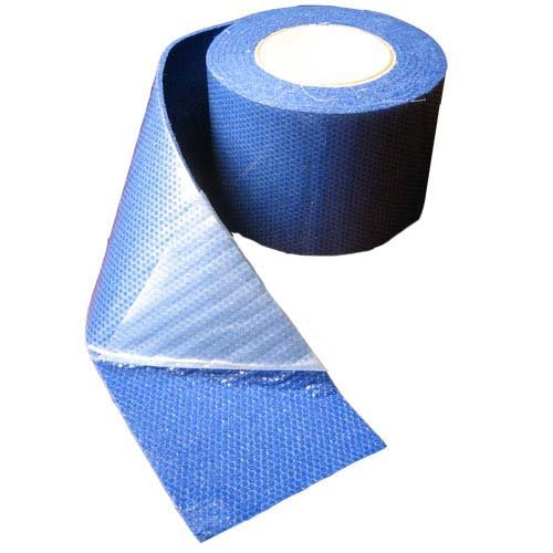Royal Blue Tape (TAC-ON TAPE - 2 INCH WIDE X 6 FEET LONG, ROYAL BLUE by Nu-Source Inc.)