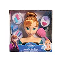 Frozen Anna Styling Head Toy