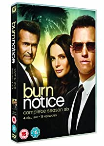 Burn Notice - Season 6 [DVD] [NTSC]