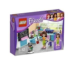 LEGO Friends 3933: Olivia's Inventor's Workshop