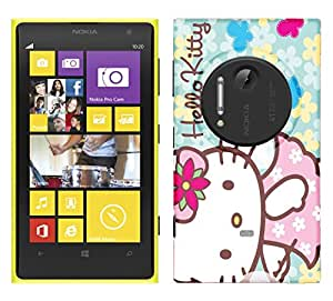 WOW Printed Designer Mobile Case Back Cover For Nokia Lumia 1020