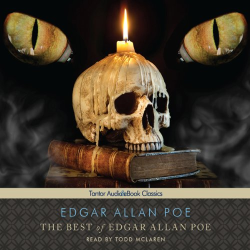 The Best of Edgar Allan Poe  Audiolibri