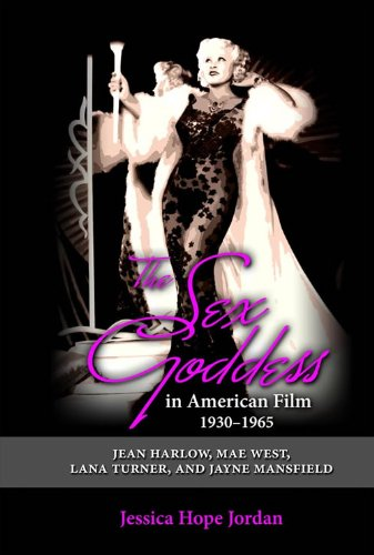 The Sex Goddess In American Film 1930 1965 Jean Harlow