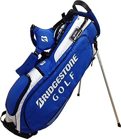 Bridgestone Sac de transport Sac à Sac de golf taille unique bleu