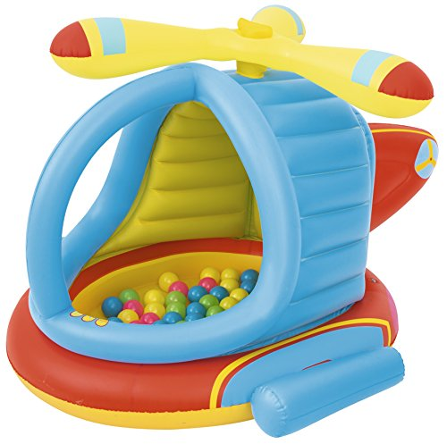 Bestway Helicopter Ball Pit Interior juguete inflable - Juguetes inflables...