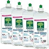 L'arbre vert 28257 Liquide Vaisselle 750 ml - Lot de 4