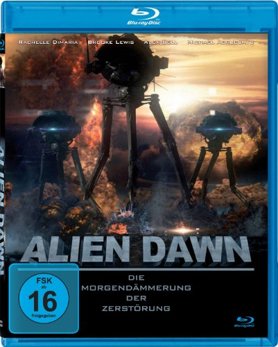Edel Germany GmbH Alien Dawn [Blu-ray]