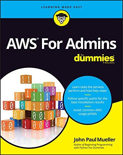 AWS For Admins For Dummies por Dan Gookin