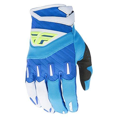 Fly Racing Kids Handschuhe F-16 Blau Gr. 3XS (Bike 42 Hose Dirt)