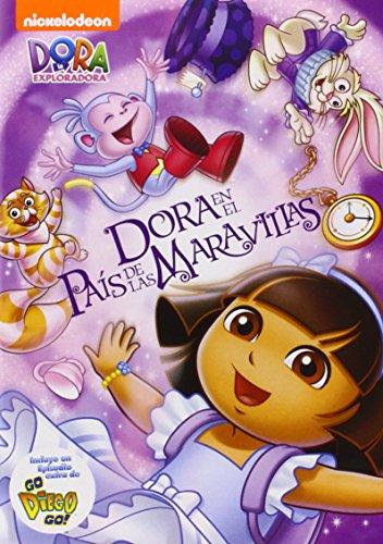 Dora La Exploradora: Dora En El País De Las Maravillas --- IMPORT ZONE 2 ---