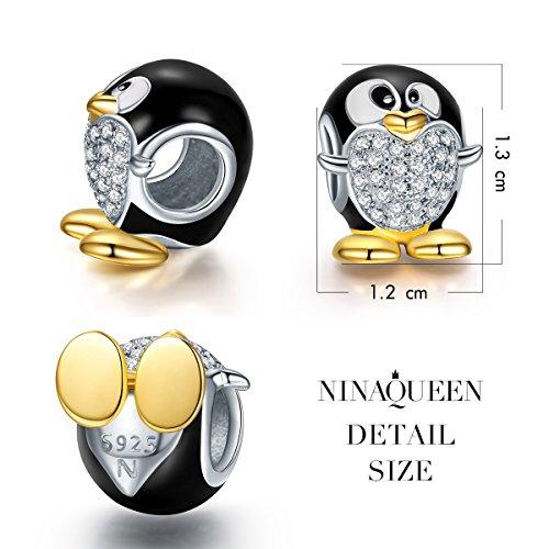 charm pinguino pandora