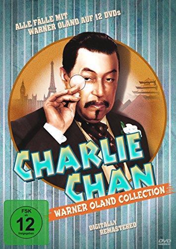 Charlie Chan - Warner Oland Collection [12 DVDs]