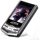 FEITONG Schlank MP4 Musik-Player mit 1,8 Zoll LCD-Bildschirm FM Radio Videospiele und Film