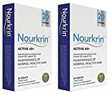 (2 PACK) - Nourkrin Nourkrin Active 45+ Tablets | 30s | 2 PACK - SUPER SAVER ...