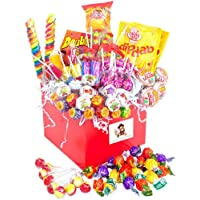 Lolly Pop Retro Sweet Hamper 100+ Lollies