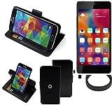 TOP SET: 360° Schutz Hülle Smartphone Tasche für Gionee