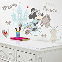 Disney Mickey Mouse Dragon adhesivo de pared